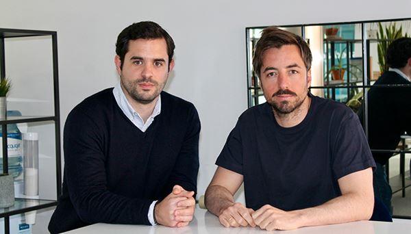 Nella foto, i co-Founder e Ceo di Seedtag: da sinistra, Albert Nieto e Jorge Poyatos