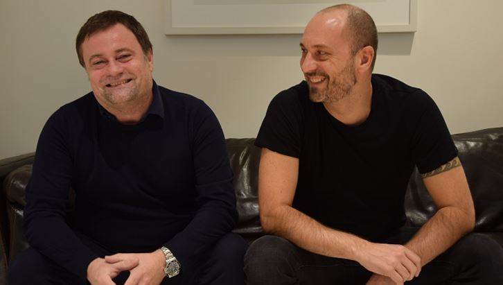 Alessandro Scarinci e Filippo Mutani