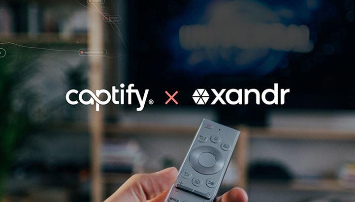 Captify stringe un accordo con Xandr per il targeting delle campagne CTV e Video