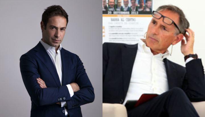 Michele Carbonara, Chief Sales Officer di Evolution ADV, e Mauro Tedeschini, co-founder di Vaielettrico.it