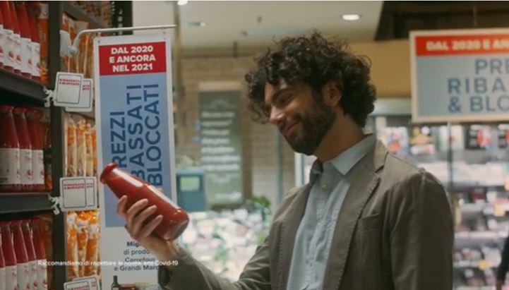 Carrefour torna in tv con un nuovo spot di Publicis