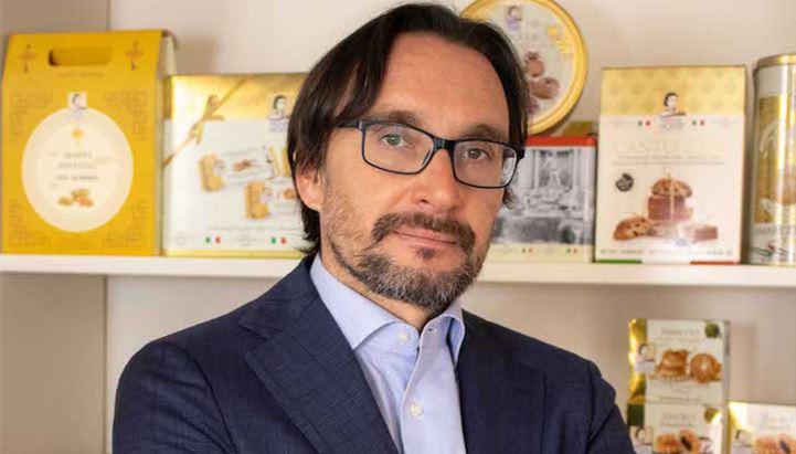 Cristian Modolo, direttore Marketing e Comunicazione di Gruppo Vicenzi
