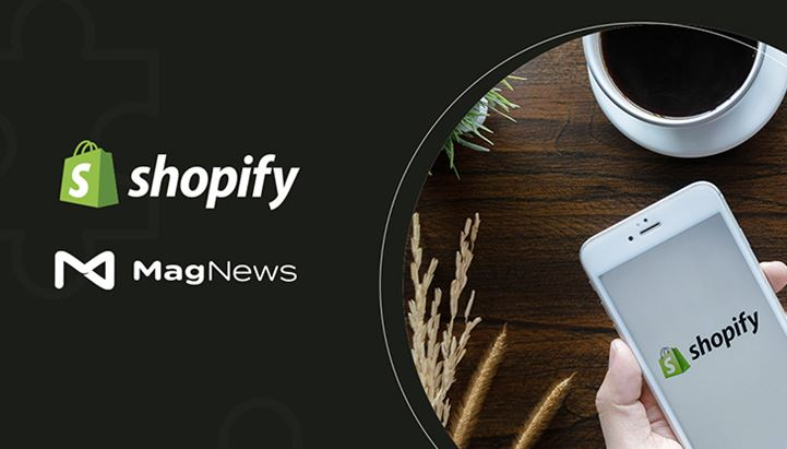 MagNews lancia il nuovo strumento Shopify Connector