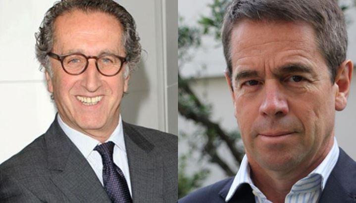 Ernesto Mauri e Marco Muraglia