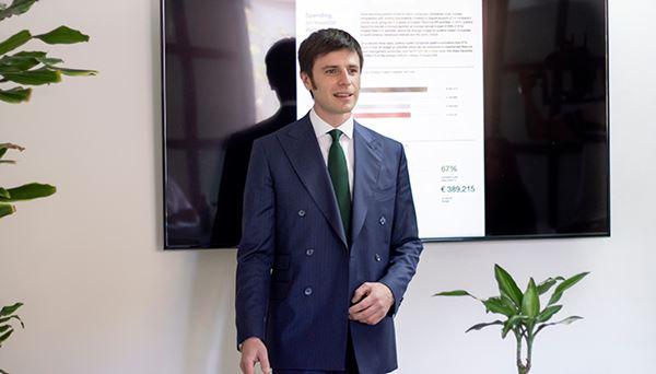 Andrea Eusebio, Ceo e Founder di Notomia