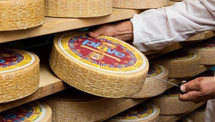 VanGogh vince la gara del Consorzio per la tutela del formaggio Piave Dop