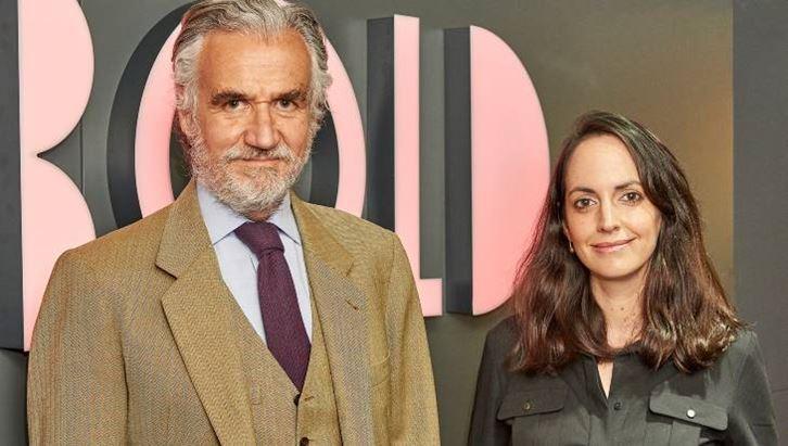 Fernando Rodés e Andrea Monge