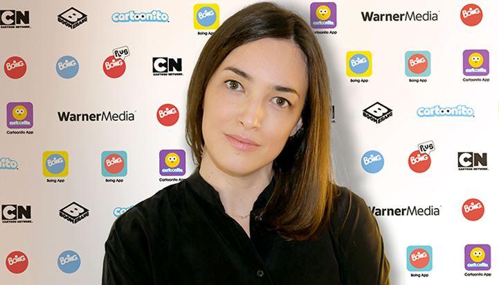 Ana González è Head of Kids Channels Iberia & Italy per WarnerMedia
