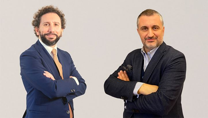 Andrea Camaiora di The Skill e Gianluca Massimei di NCTM
