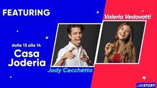Il programma Casa Joderia, condotto da Jody Cecchetto e Valeria Vedovatti, ospiterà la nuova rubrica