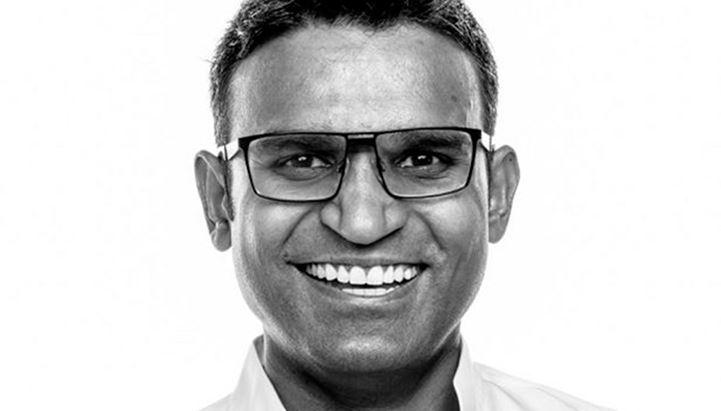 Guru Gowrappan, ceo di Verizon Media