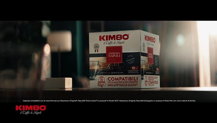 Kimbo torna in tv e online con un nuovo spot