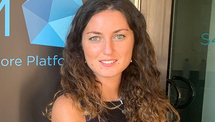 Marika Tarquinio, Head of Sales di S4M Italia
