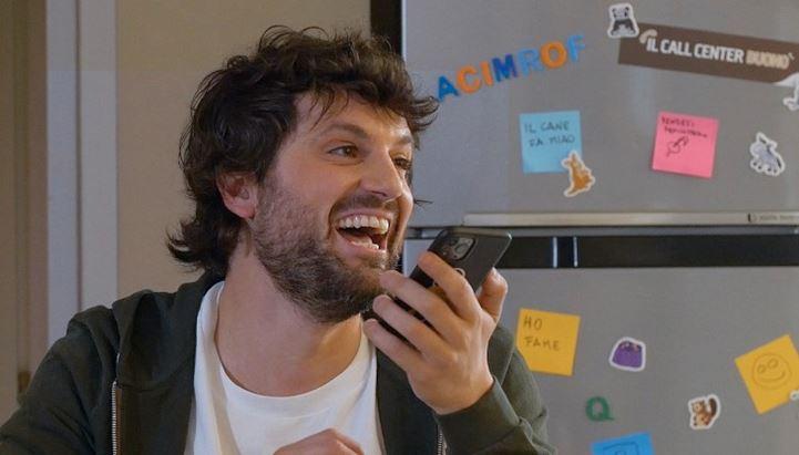 Frank Matano nella nuova campagna della Nocciolata Rigoni di Asiago