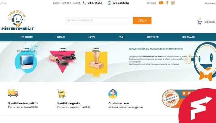 Fattoretto Agency: Mistertimbri.it sceglie la consulenza degli specialisti SEO