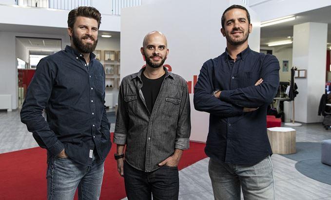I Ceo di We Are Social in Italia: Ottavio Nava, Stefano Maggi e Gabriele Cucinella