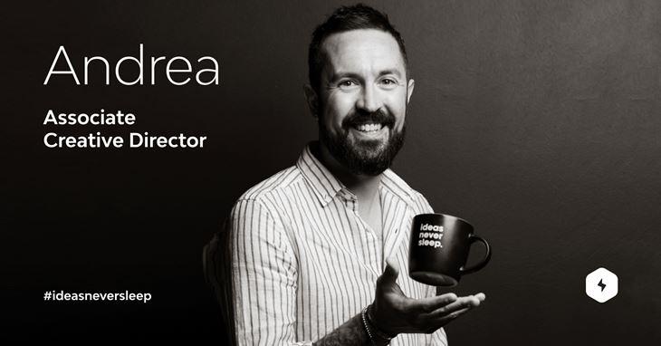 Andrea Guzzetti, nuovo Associate Creative Director di Caffeina