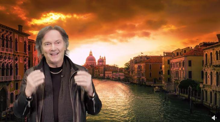 Red Canzian testimonial nel nuovo spot del Veneto
