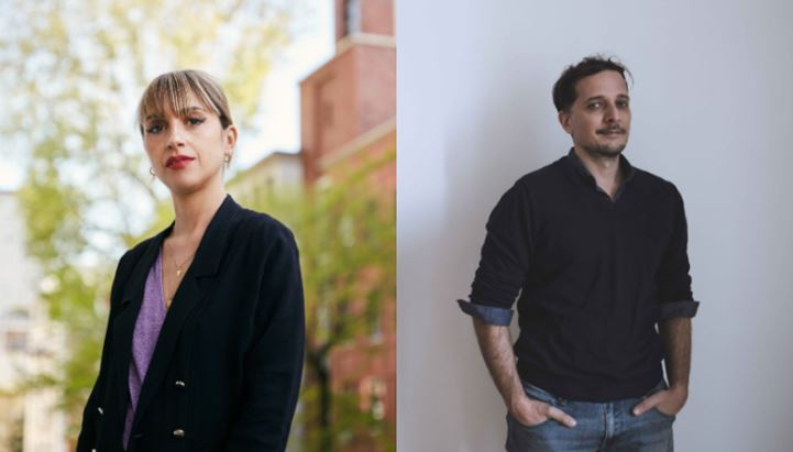Alice Siracusano e Cristian Micheletti ©️ Gabriella Corrado / LUZ - ©️ Vito Maria Grattacaso / LUZ