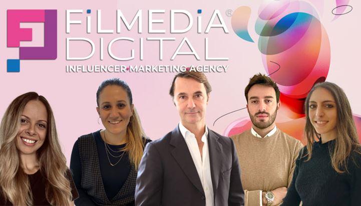 Il team di Filmedia Digital