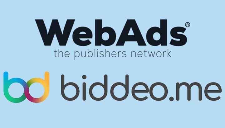 L'accordo permetterà a WebAds di rafforzare l'offerta video su tutte le piattaforme
