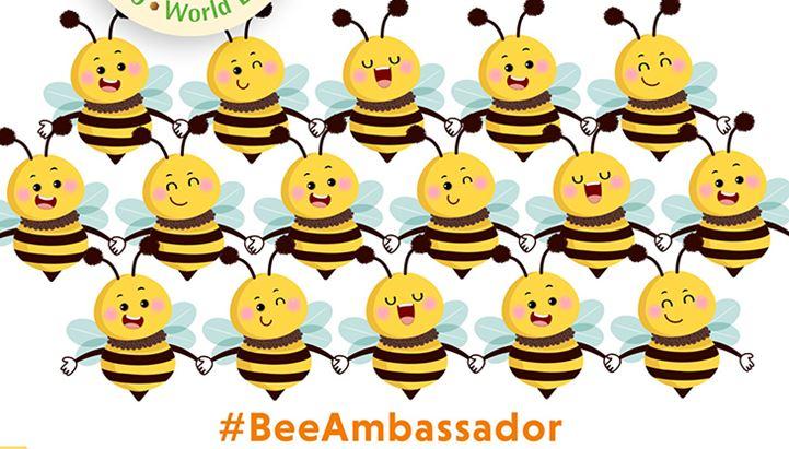 """Al centro della comunicazione Apropos ci sono le api, considerate come delle vere e proprie """"Ambassador"""""""