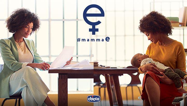 Publicis Groupe firma il nuovo spot Chicco #mammaE