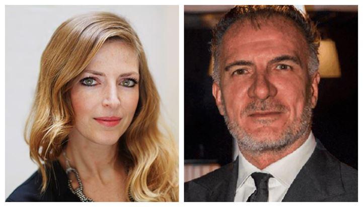 Veronica Diquattro e Stefano Sala