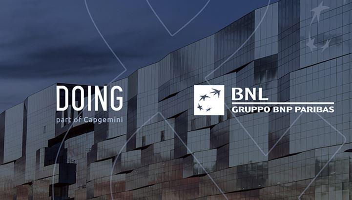 Doing Part of Capgemini è ora il nuovo partner per i media digitali e i social di BNL
