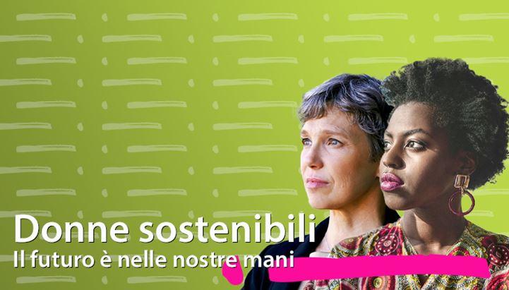 """Roba da Donne lancia il progetto """"Donne sostenibili"""""""
