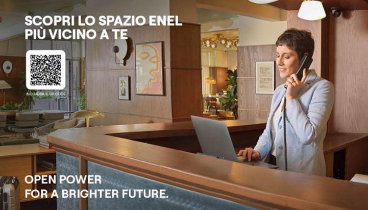 Enel Energia parla alle imprese con una nuova offerta. Campagna di Saatchi & Saatchi