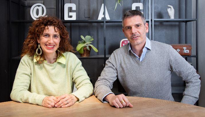 Giorgia Marino, Presidente, e Guido Pezzino, Amministratore Delegato di GAG