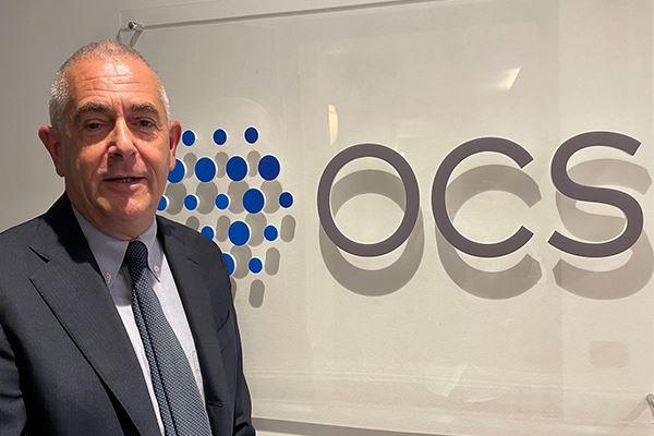 Gianni Camisa, CEO di OCS
