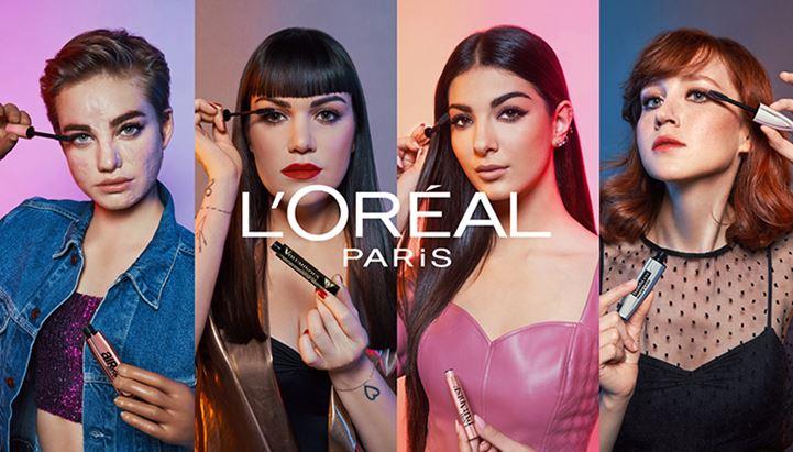 Bebe Vio, Elisa Maino, Fiore Manni e Annie Mazzola protagoniste del nuovo spot L'Oréal Paris