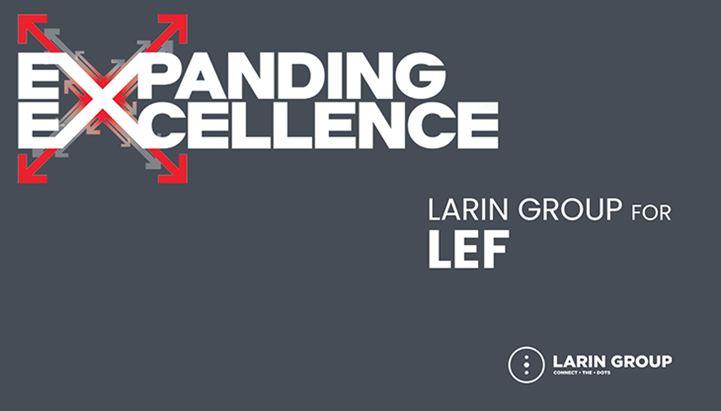 Lef sceglie Larin Group per le strategie di marketing