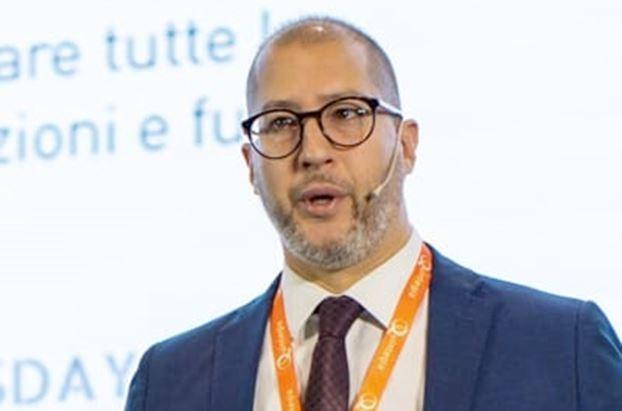 Luca Baldo, socio fondatore della web agency Dynamica