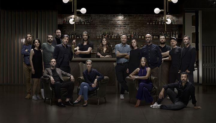 Il team di Publicis Italia