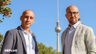 Da sinistra: Luca Mastrorocco e Lorenzo Rossi, soci fondatori di Replug