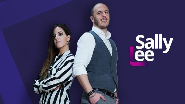 Sarah Colautti ed Enrico Nunnari di SallyLee