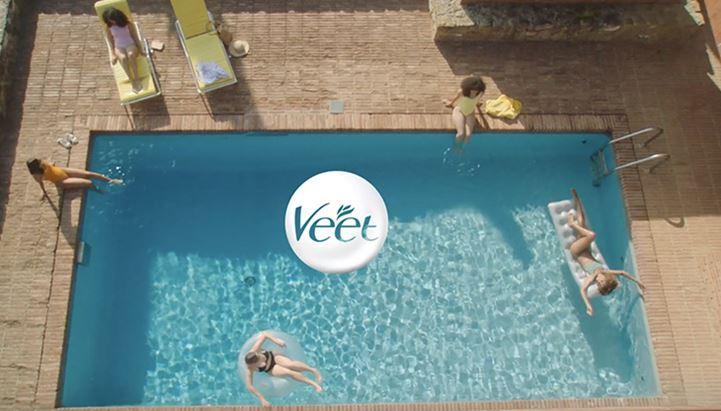 Il nuovo spot Veet sensibilizza sulla body hair positivity