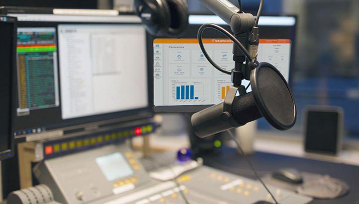La software house Meway lancia la piattaforma Statcast dedicata agli editori di web radio
