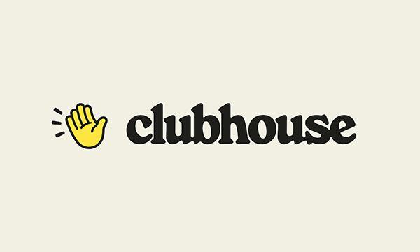 Il nuovo logo di Clubhouse