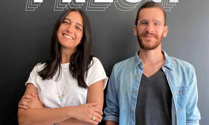 Federica Pasqual e Roberto Porta