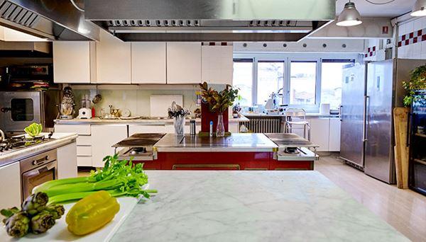 La cucina di proprietà di Food Labs