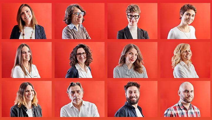 Alcuni dei volti del team di Food Labs