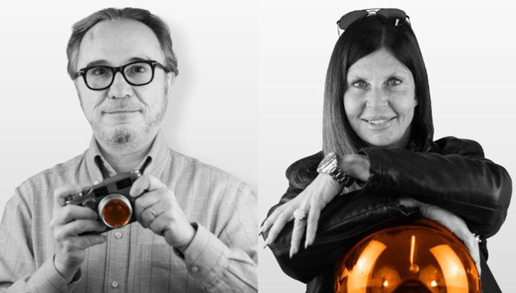 Sandro Marchetti, Amministratore Delegato, e Nicoletta Caluzzi, Presidente di IAKI Group