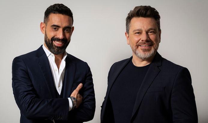 Marco Valenti e Alberto Gugliada