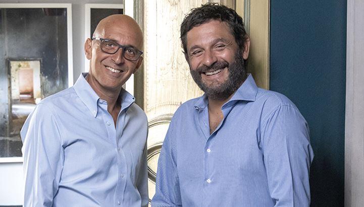 Alfredo Ricca e Gianluca De Marchi