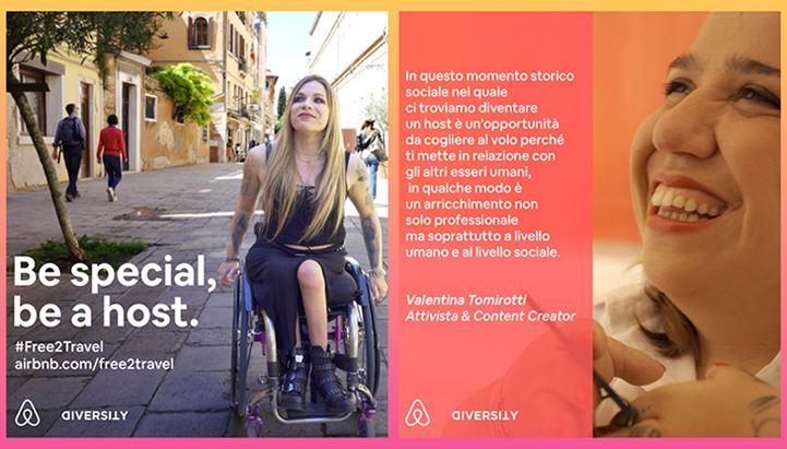 Safia Righetti e Valentina Tamirotti sono coinvolte in prima persona nel progetto 'Be Special, Be a Host'