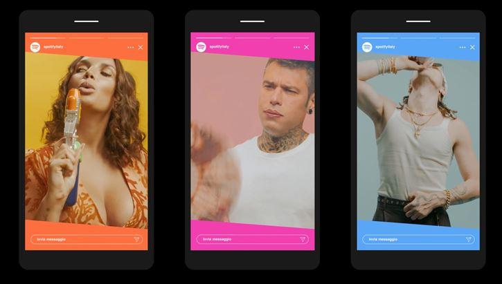 La nuova campagna Spotify ha coinvolto alcuni dei più noti influencer italiani